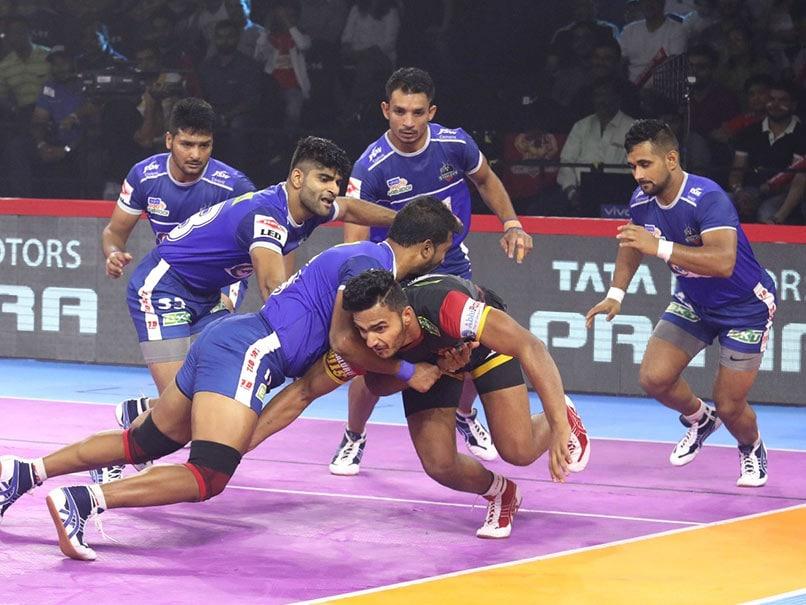 PKL 7: Haryana Steelers Topple Bengaluru Bulls, Telugu Titans Beat Gujarat Fortunegiants