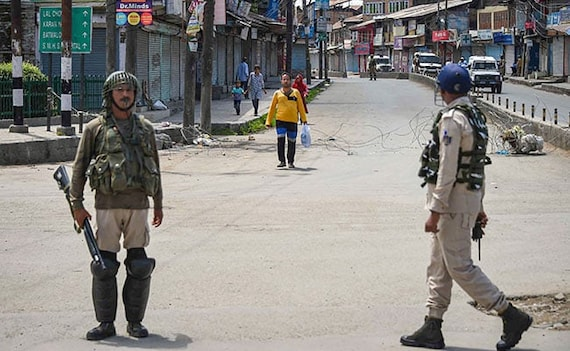 'Ensure Normalcy Restored In Jammu And Kashmir,' Top Court Tells Centre