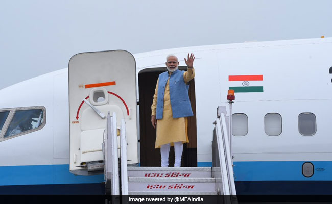 PM Modi Visited 9 Countries Between August And November: Foreign Ministry