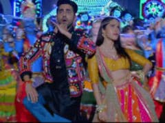 <i>Dream Girl</i> Song <i>Radhe Radhe</i> : Ayushmann Khurrana And Nushrat Bharucha Bring Festive Vibes