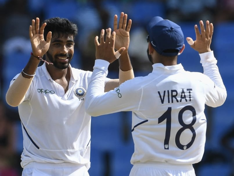 "Virat Kohli Insists Managing Jasprit Bumrah's Workload Is ""Most Important"" For World Test Championship"