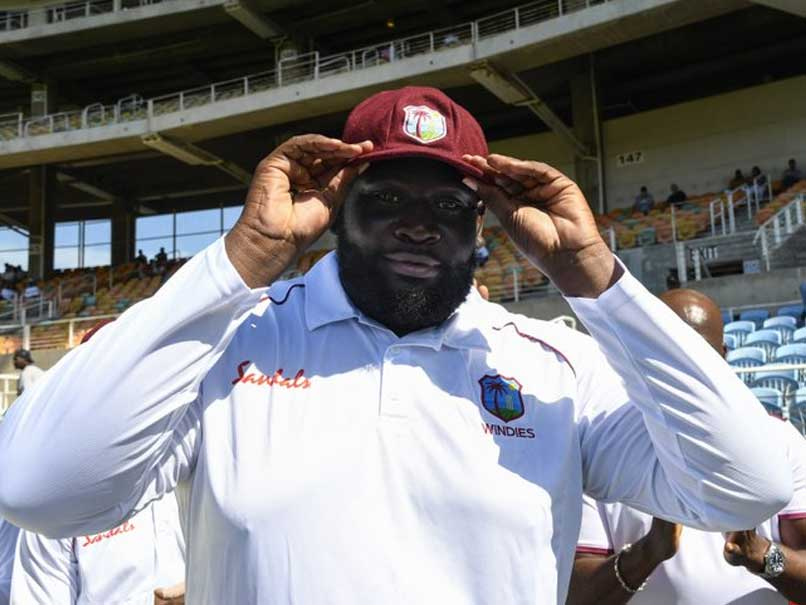 West Indies vs India 2nd Test Day 1: Finaly World heaviest cricekter wait is over as Rahkeem Cornwal gets debut cap
