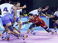 PKL 7: Bengaluru Bulls Humble Tamil Thalaivas, Bengal Warriors Play Out Draw Against Dabang Delhi