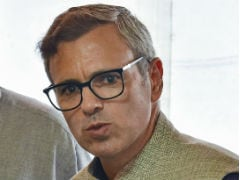 "Omar Abdullah Poses ""Imminent Threat To Public Order"": J&K Administration"