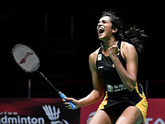 PV Sindhu Crushes Chen Yu Fei To Enter Third Consecutive World Championships Final