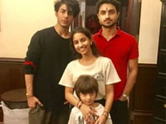 Raksha Bandhan 2019: Inside Aryan Khan And AbRam's Celebrations With Cousin Alia Chhiba