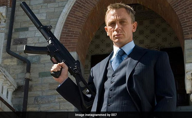 James Bond: Daniel Craig's Sign Off Film As 007 Is Titled No Time To Die