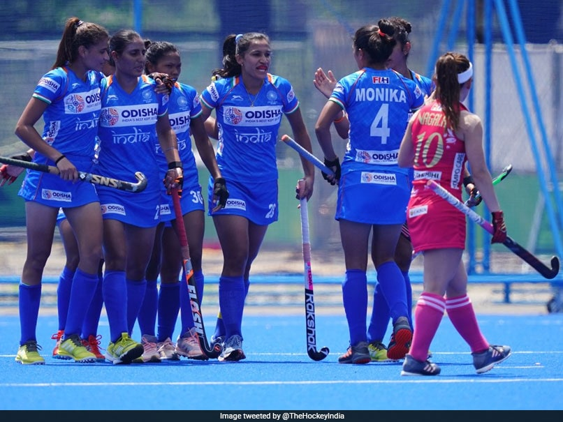 Womens Hockey: A victorious start to the Olympic Test Event for the Indian Eves