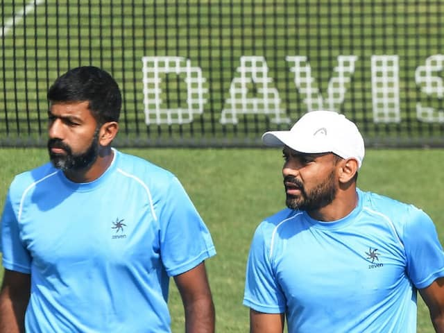 India Have Asked ITF To Shift Their Upcoming Davis Cup Tie From Pakistan