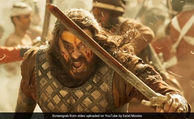 Chiranjeevi On Performing Action Scenes For Sye Raa Narasimha Reddy: 'It Was A Challenge'