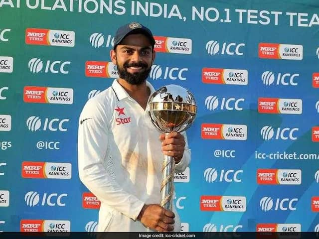 Virat Kohli Closes In On MS Dhonis Test Captaincy Record