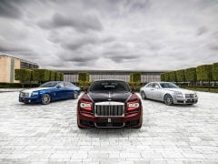 Rolls-Royce Ghost Zenith Edition Bids Farewell With Just 50 Units To Be Produced