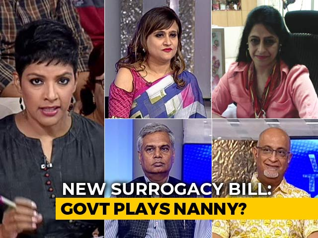 Video : Surrogacy Bill: Protecting Rights Or Denying Choice?