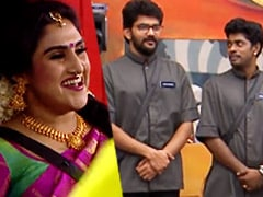 <i>Bigg Boss Tamil</i> 3 Day 50, Written Update: Guest Vanitha Receives Special Treatment From All The Contestants