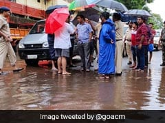 Several Stranded, Buses Stuck After Heavy Rain In Goa