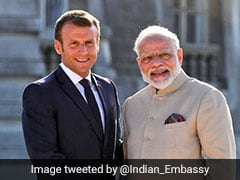 Kashmir Bilateral Issue But Rights Should Be Protected: Emmanuel Macron