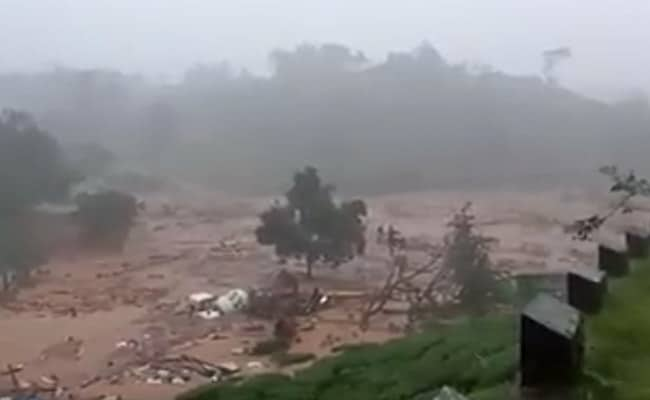 At Least 40 Feared Trapped In Landslide In Kerala's Malappuram District