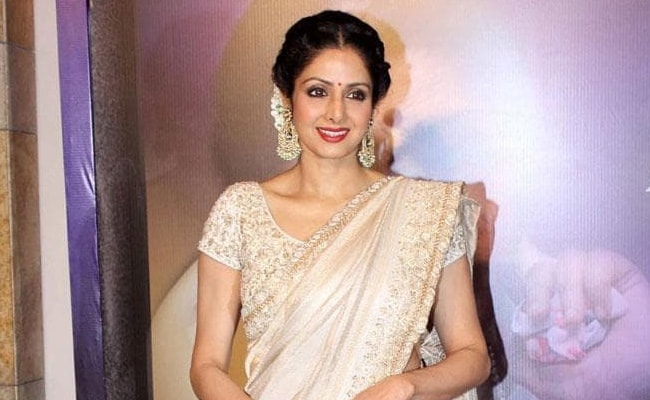 Sridevi's 'Exclusive' Wax Statue At Madame Tussauds Soon. 'Touched,' Says Boney Kapoor