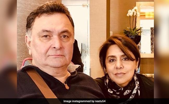 Neetu Kapoor On Rishi Kapoor's Cancer Battle: 'He Became Like My Child'