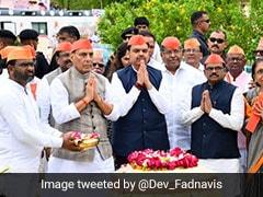 Devendra Fadnavis Begins 4,400 Km Maharashtra Tour Ahead Of State Polls