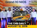Video : Hyundai Grand i10 Nios Production, Harley Livewire, RE Bullet 350