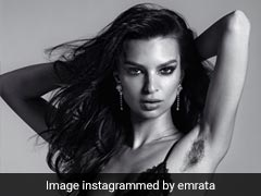 Supermodel Shows Off Armpit Hair In Powerful Photoshoot
