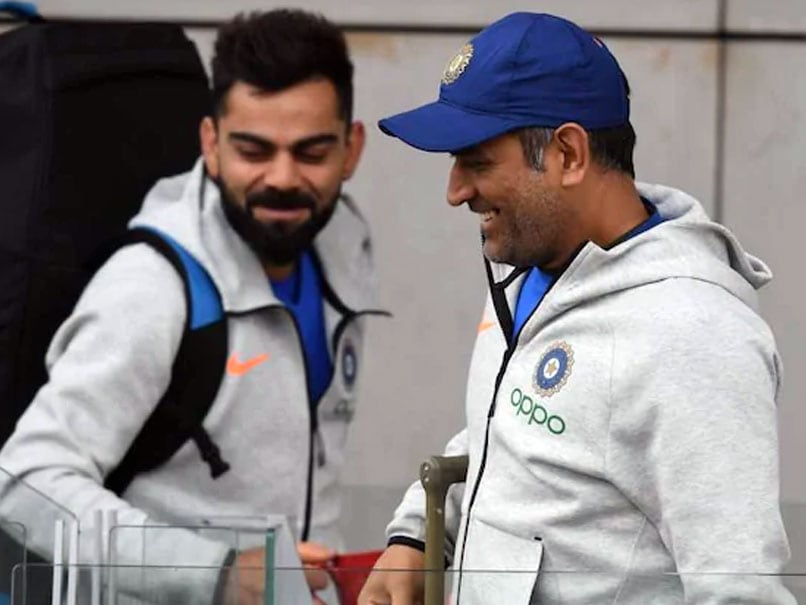 Virat Kohli Equals MS Dhoni's Captaincy Record For India In Test Cricket