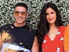 'Akshay Kumar Is One Of The Most Hardworking Actors,' Says <i>Sooryavanshi</I> Co-Star Katrina Kaif