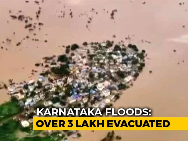 Video : 30 Killed In Rain-Battered Karnataka, BS Yediyurappa Calls For Funds
