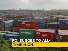 Video: India Received Highest-Ever FDI Of Over $64 Billion In 2018-19
