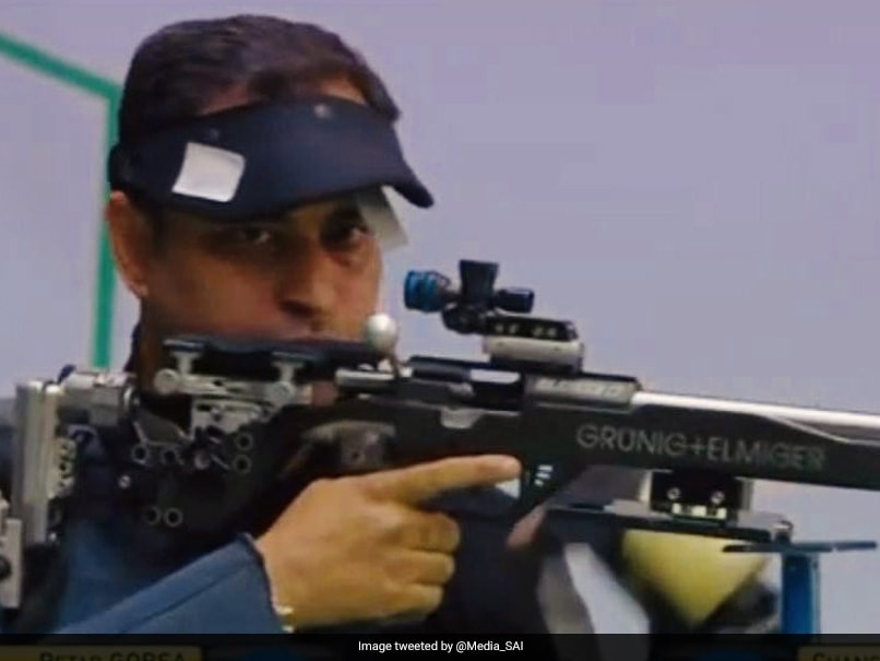 Sanjeev Rajput Secures Olympic Quota With Silver In World Cup