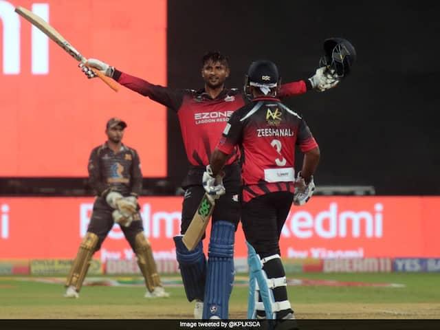 Krishnappa Gowtham Smashes Unbeaten Century, Takes Eight Wickets In Karnataka Premier League Match
