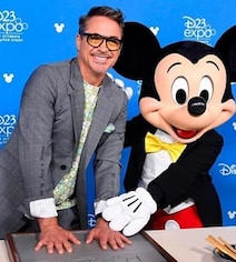 Robert Downey Jr, A Disney Legend, Recalls Being Arrested In Disneyland