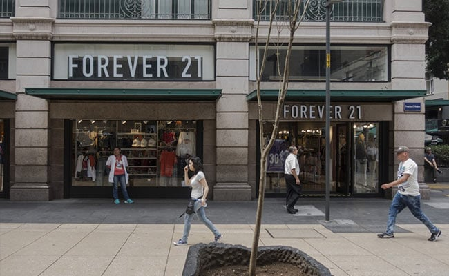 Fashion Retailer Forever 21 Prepares For Potential Bankruptcy Filing: Report