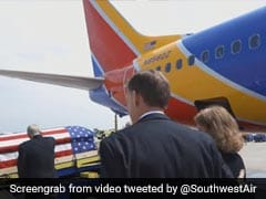 5 Decades After Vietnam Airman Died, His Son Flew Home His Remains