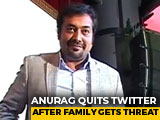 "Video : ""Congratulations Everyone On This New India"": Anurag Kashyap's Last Tweet"