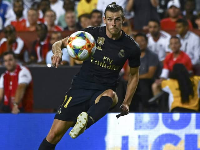 Gareth Bale Snubbed Again By Zinedine Zidane For Real Madrid Friendly
