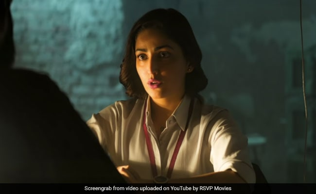 Yami Gautam Feels 'Proud' To Be A Part Of Uri: The Surgical Strike