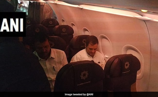 Rahul Gandhi, Other Opposition Leaders Sent Back From Srinagar Airport: Updates