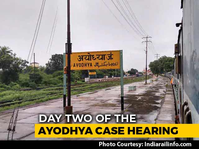 Video : At Ayodhya Hearing, Supreme Court Has A Query On Jesus's Birth Place