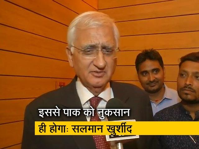 Videos : कश्मीर को लेकर पाकिस्तान की बौखलाहट पर किसने क्या बोला