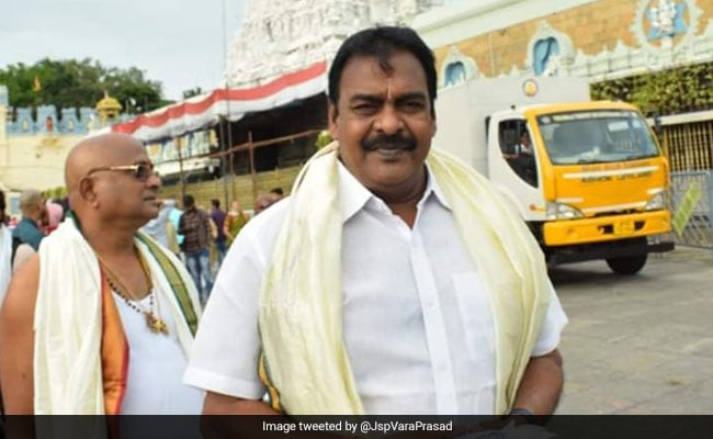 Pawan Kalyan's Party MLA Arrested For Alleged Attack On Police Station