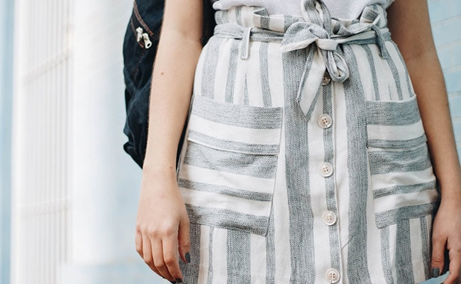 7 Stylish Ways To Nail Stripes Like A Pro