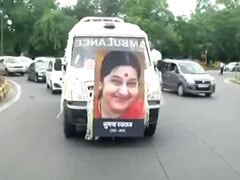 Delhi Police Issues Traffic Advisory For Last Rites Of Sushma Swaraj