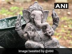 Ganesh Chaturthi 2019: शख्स ने बनाई ऐसी गणेश प्रतिमा, विसर्जन के बाद बन जाएगा पेड़
