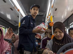 In Indonesia, Trash As Payment For Tickets On 'Plastic Bus'