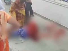 "Woman Forced To Give Birth In UP Hospital Corridor, Told ""No Bed"""