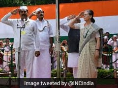 "No Place For ""Bigotry"", ""Intolerance"": Sonia Gandhi On Independence Day"