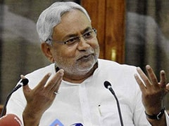 "No Compromise On ""Crime, Corruption And Communalism"": Nitish Kumar"