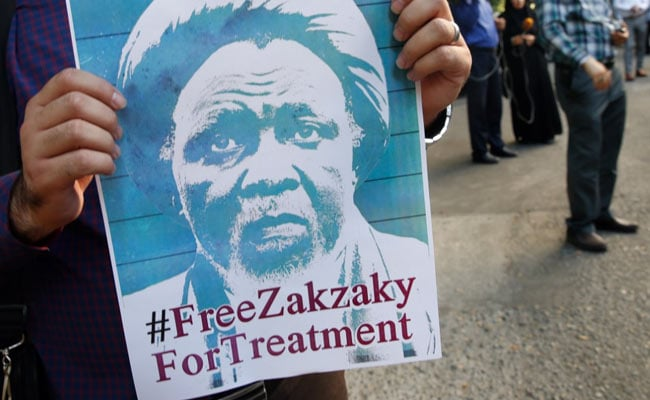 Detained Nigerian Cleric Leaves Indian Hospital